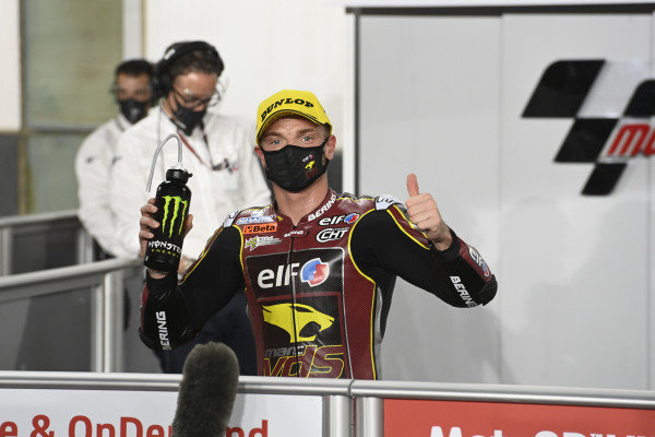 Sam Lowes, Marc VDS Racing Team.