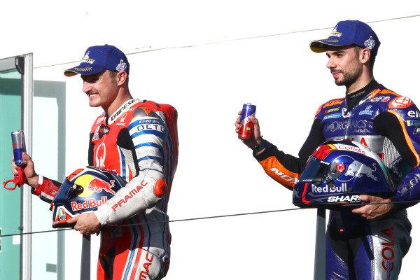 Jack Miller, Pramac Racing Miguel Oliveira, Red Bull KTM Tech 3.