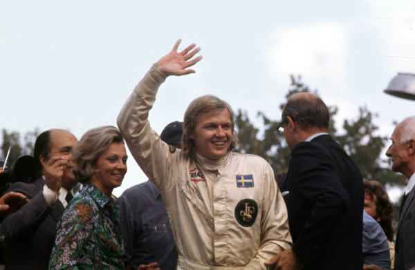 1973 Italian Grand Prix.Monza, Italy.7-9 September 1973.Ronnie Peterson (Team Lotus) 1st position.Ref-P3A 20.World Copyright - LAT Photographic