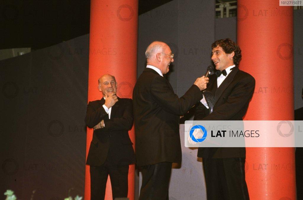 1991 Autosport Awards.