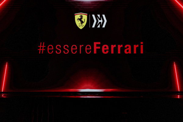 The new Ferrari SF90 launch stage