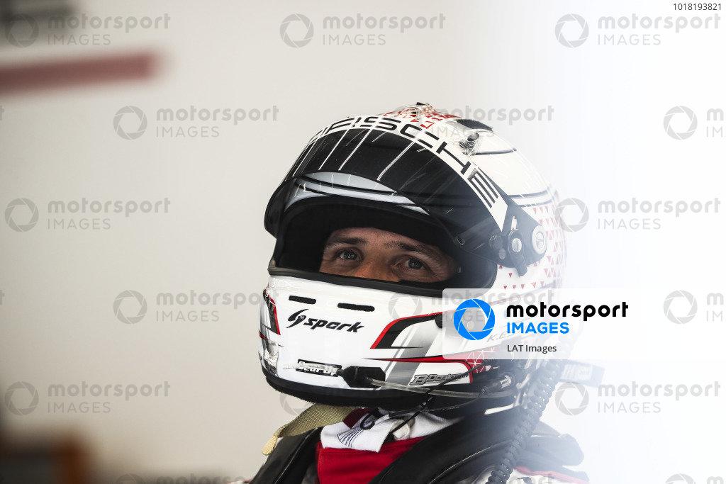 #92 Porsche GT Team Porsche 911 RSR: Kevin Estre