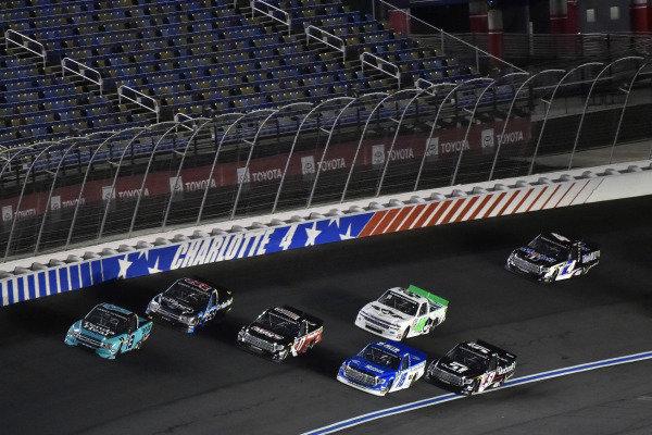 #13: Johnny Sauter, ThorSport Racing, Ford F-150 Tenda Heal
