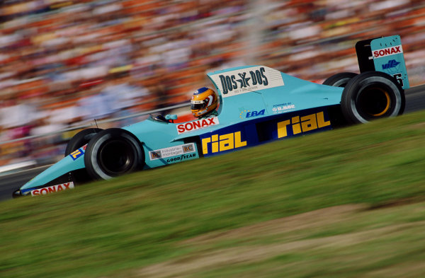 Karl Wendlinger, March CG911 Ilmor.