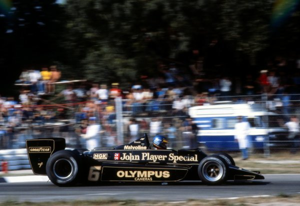 Ronnie Peterson (SWE), Lotus 79.