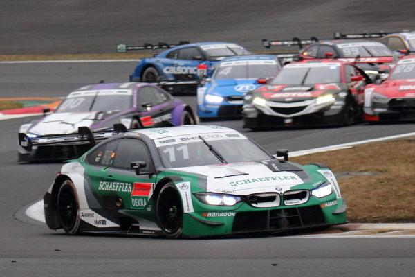 Super GT - DTM Dream Race. Marco Wittmann, BMW Team RBM, BMW M4 DTM, 2nd in race two