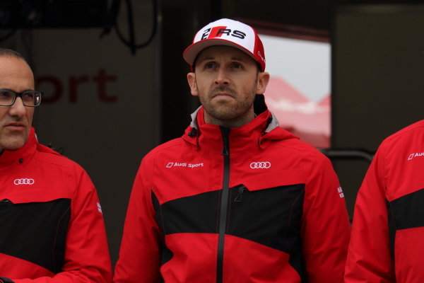 Super GT - DTM Dream Race. Rene Rast, Audi Sport Team Rosberg, Audi RS5 Turbo DTM, ahead of race one