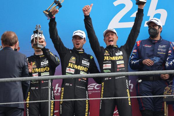 #29 Racing Team Nederland Oreca 07 - Gibson LMP2 of Frits Van Eerd, Giedo Van Der Garde, Job Van Uitert