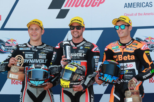 Schrotter, Thomas Luthi, Intact GP, Jorge Navarro, Speed Up Racing
