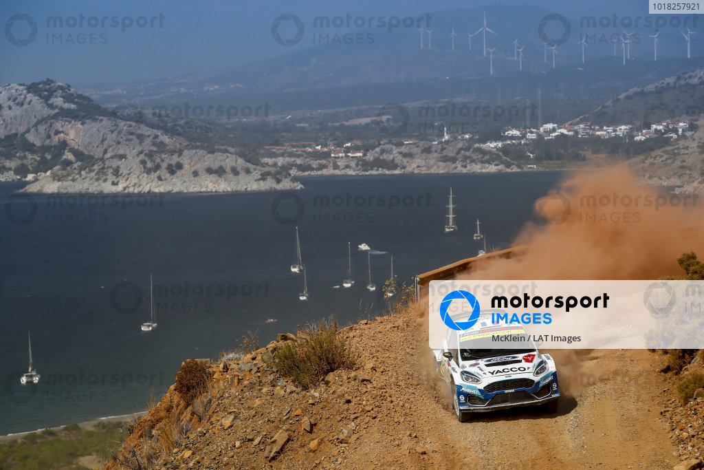 Adrien Fourmaux (FRA), M-Sport World Rally Team, Ford Fiesta R5