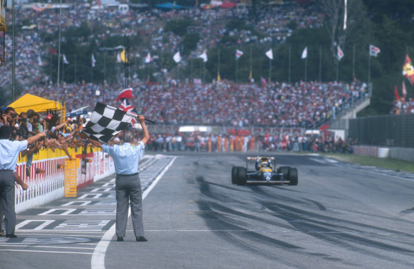 1990 San Marino Grand Prix.
