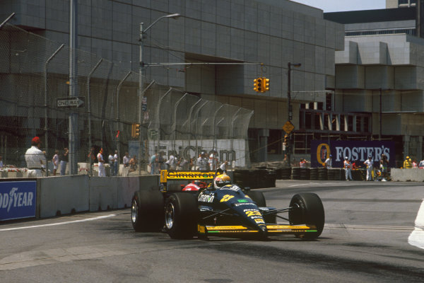 Detroit, Michigan, U.S