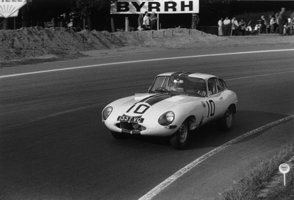 Le Mans, France. 23rd - 24th June 1962.