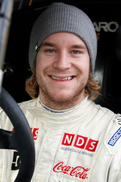 Round 13 Wales Rally GB. 10th-13th November 2011.Mads Ostberg, Ford WRC, Portrait.Worldwide Copyright: McKlein/LAT