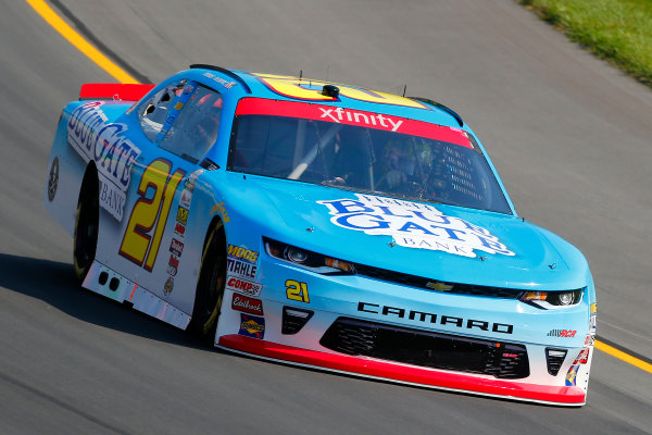 NASCAR XFINITY Series VisitMyrtleBeach.com 300 Kentucky Speedway Sparta, KY USA Friday 22 September 2017 Daniel Hemric, Blue Gate Bank Chevrolet Camaro World Copyright: Russell LaBounty LAT Images