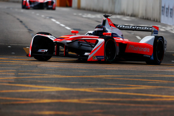 Suzuka Circuit, Japan. Sunday 09 October 2016. Nick Heidfeld (23, Mahindra Racing). World Copyright: Zak Mauger/LAT Photographic ref: Digital Image _L0U0801