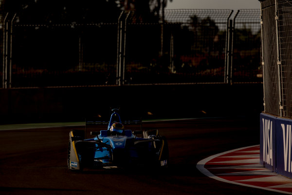 2016/2017 FIA Formula E Championship. Marrakesh ePrix, Circuit International Automobile Moulay El Hassan, Marrakesh, Morocco. Saturday 12 November 2016. Sebastien Buemi (SUI), Renault e.Dams, Spark-Renault, Renault Z.E 16.  Photo: Zak Mauger/LAT/Formula E ref: Digital Image _L0U6548