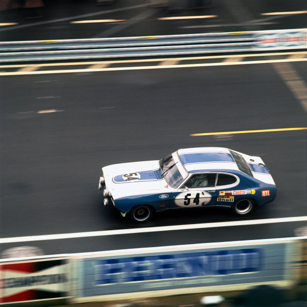 Le Mans, France. 10-11 June 1972.
