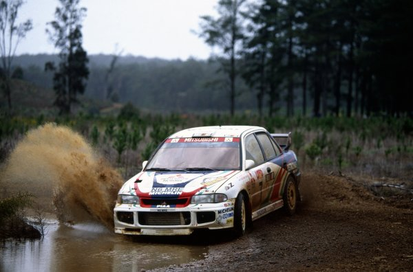 1996 World Rally Championship.
