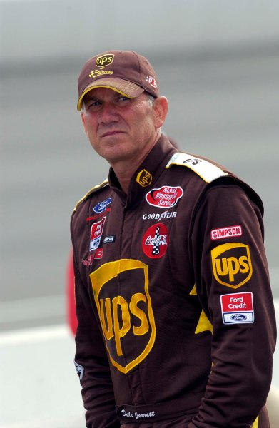 2003 NASCAR-California Speedway, April 25-27 2003 Dale jarett,World Copyright -RobertLeSieur 2003LAT Photographic-ref: digital image