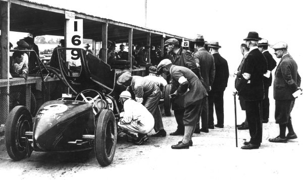 Brooklands, Great Britain.7 August 1926.Henry Segrave (Talbot 700).Ref-Autocar S66/1475.World Copyright - LAT Photographic
