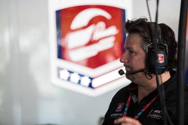 2015 Formula E  Buenos Aires e-Prix, Argentina Saturday 6 February 2016. Michael Andretti Photo: Sam Bloxham/FIA Formula E/LAT ref: Digital Image _SBL0361