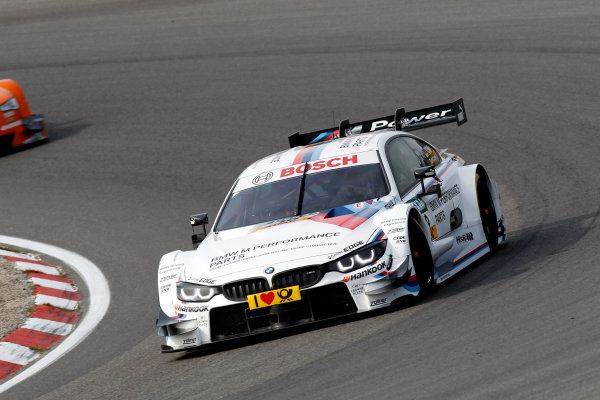 2014 DTM Championship Round 9 - Zandvoort, Netherlands. 27th - 28th September 2014 Martin Tomczyk (GER) BMW Team Schnitzer BMW M4 World Copyright: XPB Images / LAT Photographic  Ref: 3314334_HiRes.JPG
