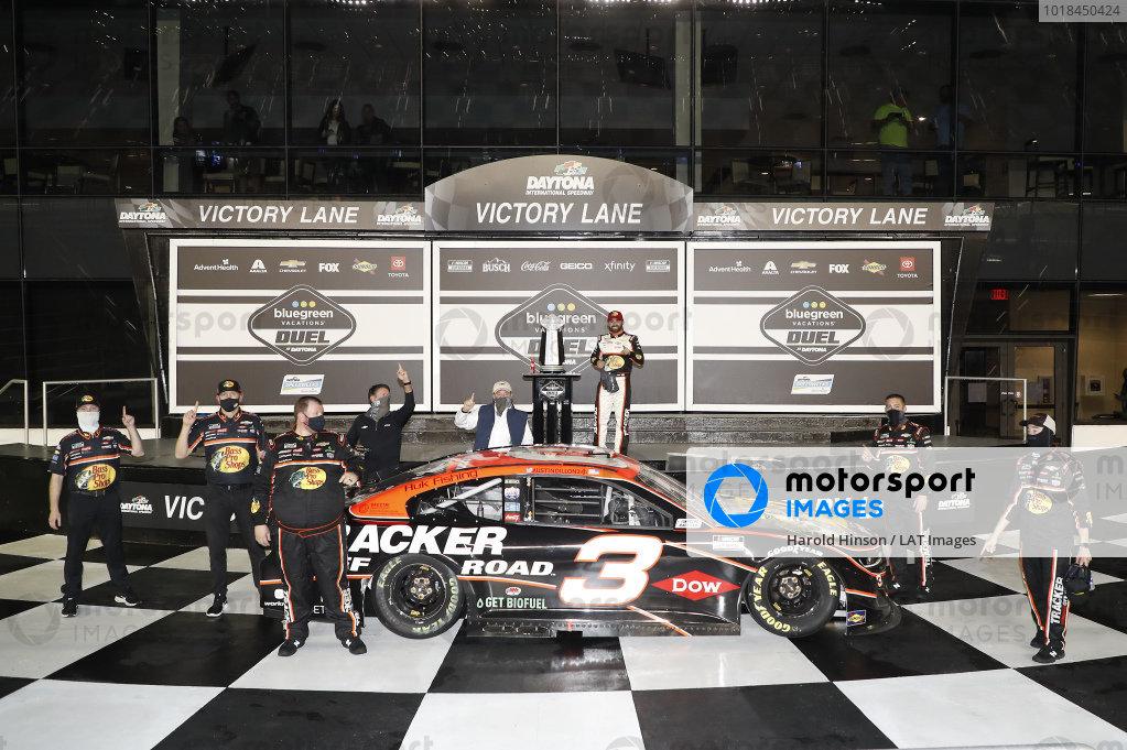 #3: Austin Dillon, Richard Childress Racing, Chevrolet Camaro