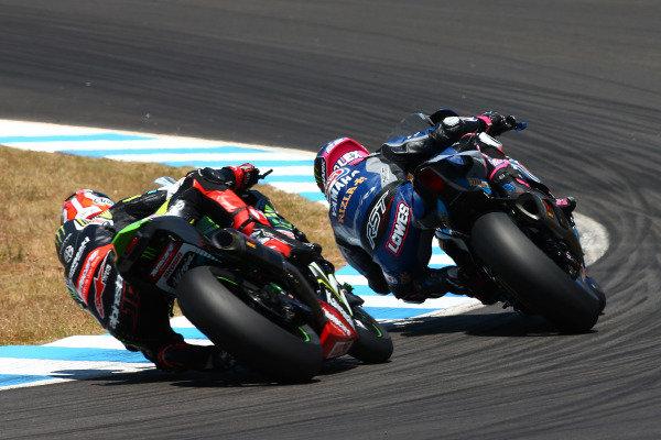 Alex Lowes, Pata Yamaha, Jonathan Rea, Kawasaki Racing