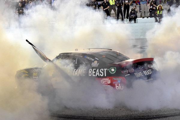 #2: Tyler Reddick, Richard Childress Racing, Chevrolet Camaro TAME the BEAST