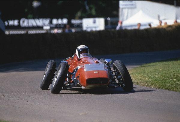 2002 Goodwood Festival of SpeedGoodwood, England. 12th - 14th July 2002.William Milliken, Milliken MX1 Camber Car.World Copyright: Jeff Bloxham/LAT Photographicref: 35mm Image A03