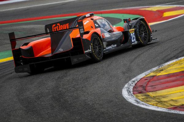 #25 G-Drive Racing Aurus 01 - Gibson: John Falb, Rui Andrade, Roberto Merhi