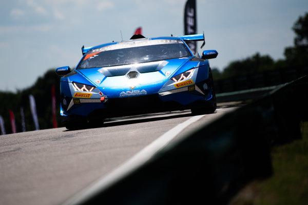 Sergio Jimenez, Ansa Motorsports, Lamborghini Broward. Photo: Jamey Price for Lamborghini