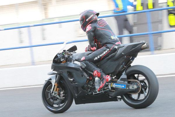 Jorge Lorenzo, Repsol Honda Team.