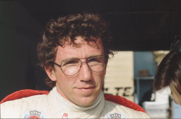 Formula 1 World Championship.Rolf Stommelen.Ref-S24A 01.World - LAT Photographic