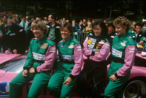 Le Mans, France. 22-23 June 1991.