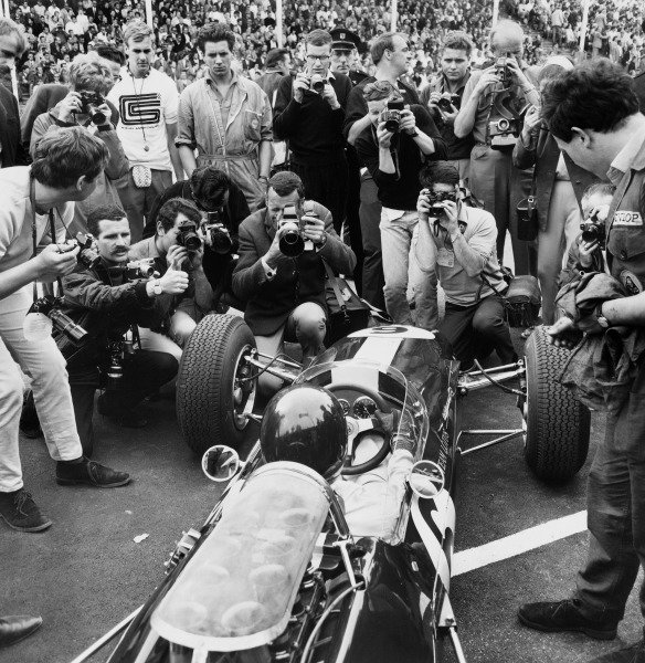 Zandvoort, Holland. 18 July 1965. Rd 6.