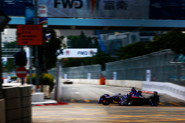 Suzuka Circuit, Japan. Sunday 09 October 2016. Jose Maria Lopez (37, DS Virgin Racing) World Copyright: Zak Mauger/LAT Photographic ref: Digital Image _X0W1948