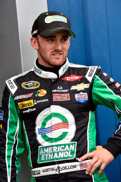 12-14 June, 2015, Brooklyn, Michigan USA Austin Dillon ? 2015, Nigel Kinrade LAT Photo USA
