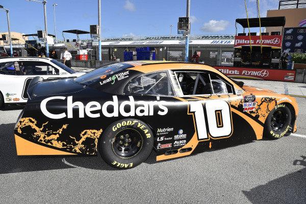 #10: Jeb Burton, Kaulig Racing, Chevrolet Camaro
