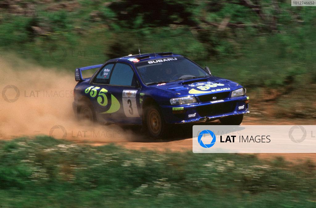 1998 World Rally Championship