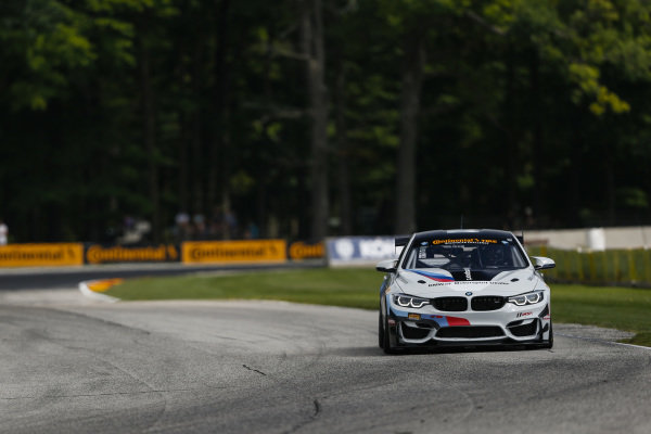 #88 Stephen Cameron Racing, BMW M4 GT4, GS: Henry Schmitt, Chris Miller