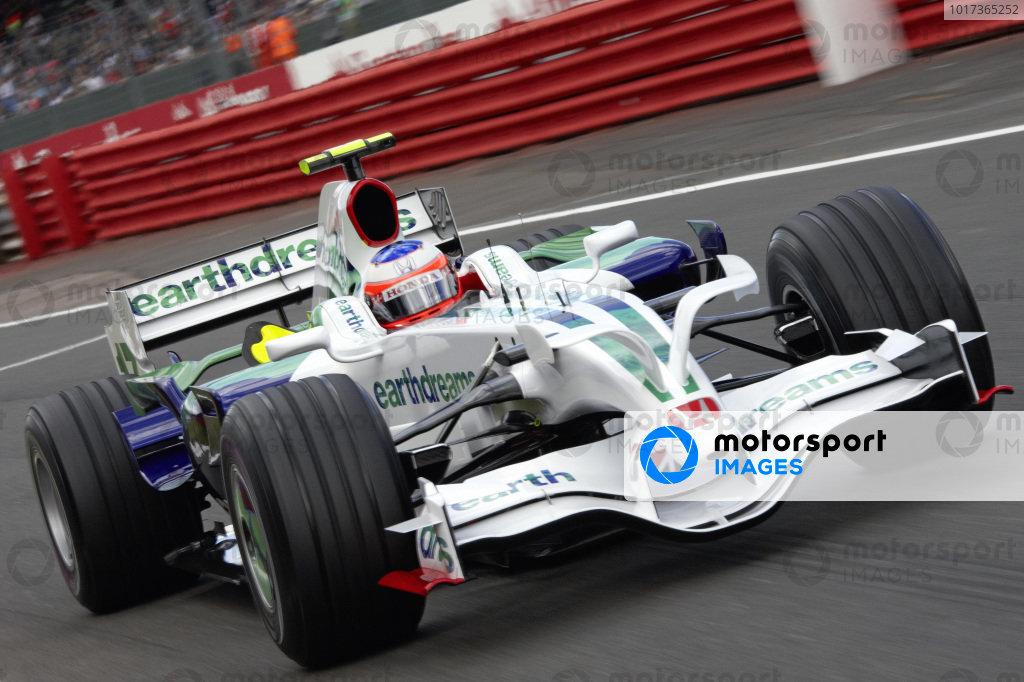 Rubens Barrichello, Honda RA108.