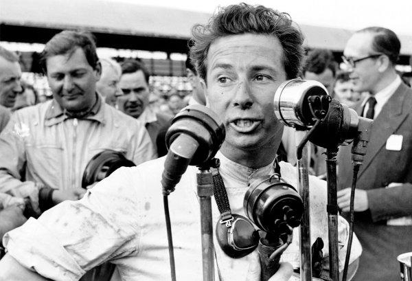 1952 Formula One World Championship Lance Macklin (HW Motors Ltd) 2 o HWM-Alta 4, portrait.World Copyright: LAT Photographic.ref: 4521F/19