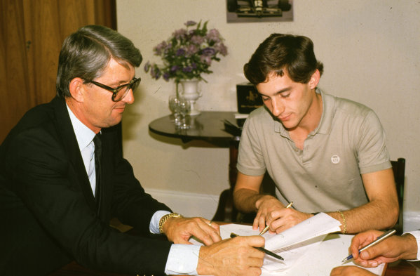1985 Formula 1 World Championship.