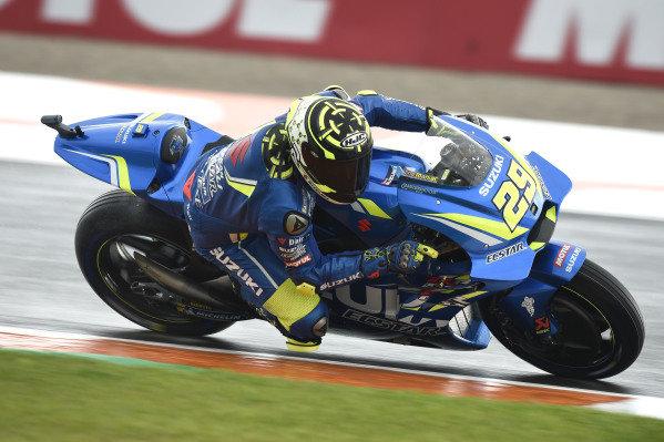 Andrea Iannone, Team Suzuki MotoGP.