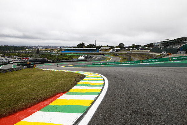 A scenic view of Interlagos.