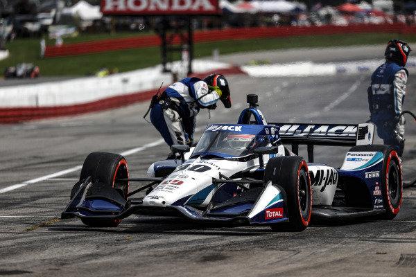 /i#30: Takuma Sato, Rahal Letterman Lanigan Racing Honda