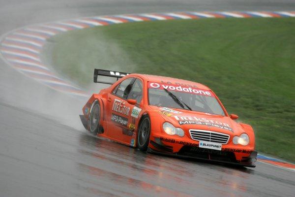 2006 DTM Championship.Round 2, Eurospeedway Lausitzring. 28th - 30th April 2006.Daniel La Rosa (GER), Mücke Motorsport, AMG-Mercedes C-KlasseWorld Copyright: Miltenburg/xpb cc/LATref: Digital Image Only