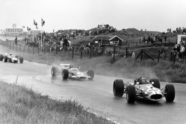 1968 Dutch Grand Prix.